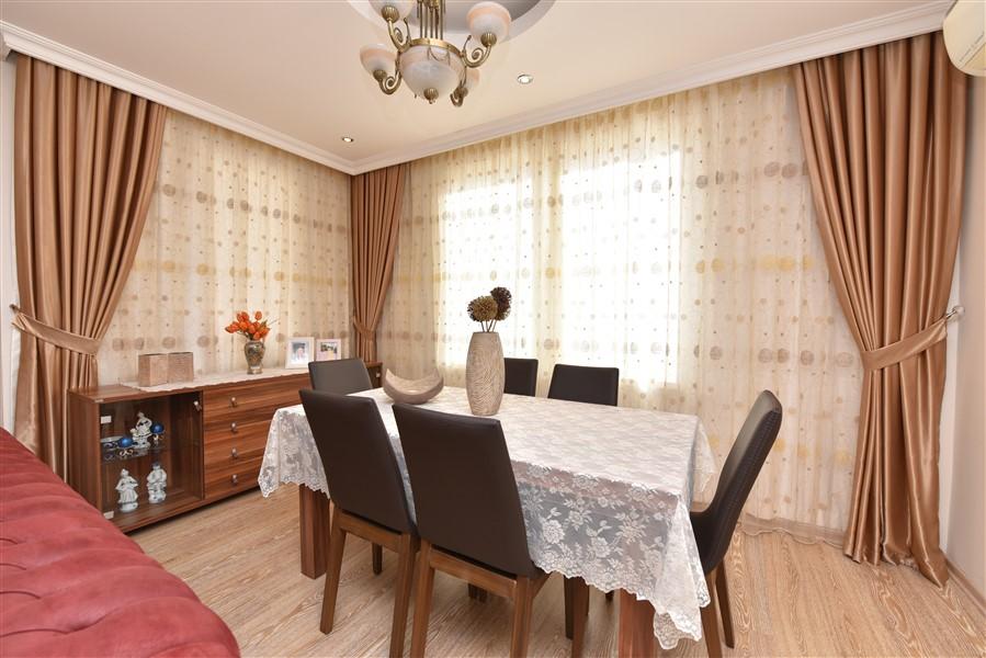 Просторная квартира 3+1 с мебелью в Аланье - Фото 7
