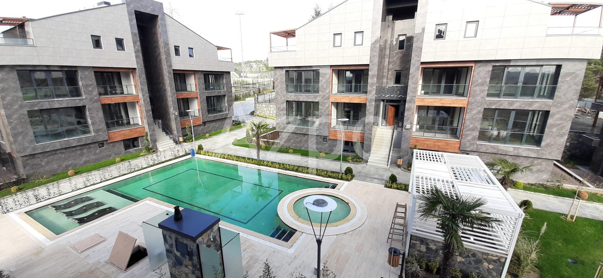 Двухуровневая квартира в районе Эюп - Фото 8