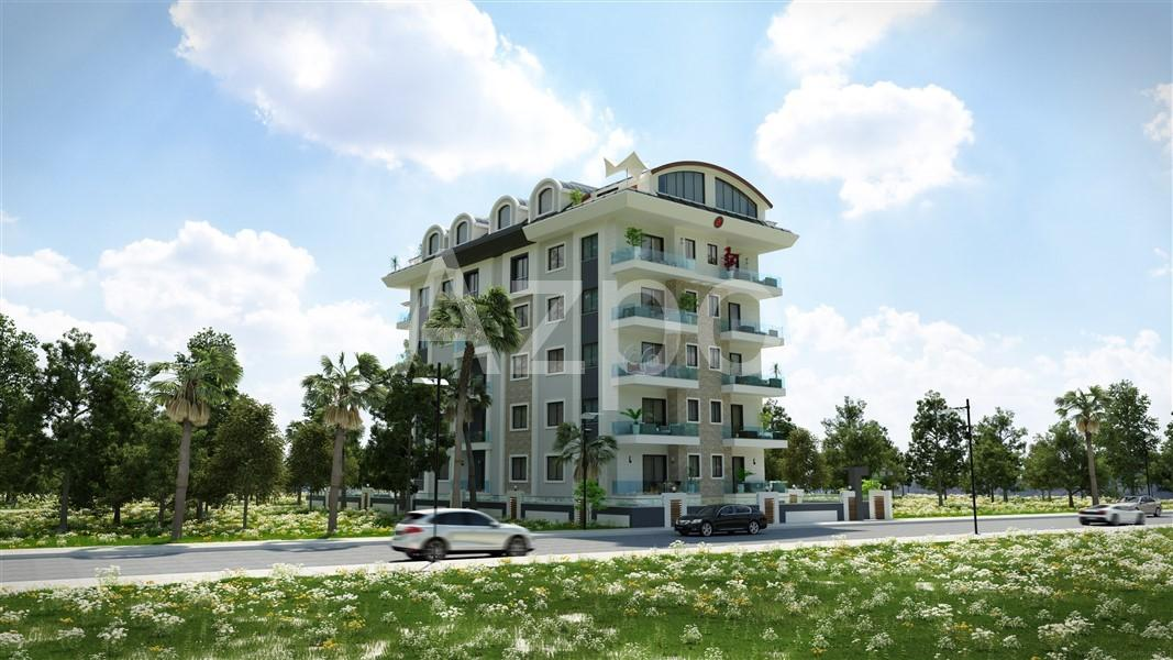 Новый жилой комплекс в районе Махмутлар - Фото 3
