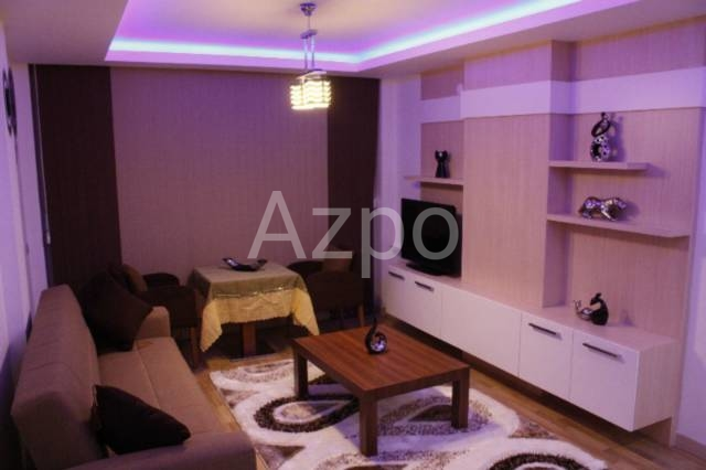 Меблированные квартиры 1+1 в районе Лара Анталья - Фото 4