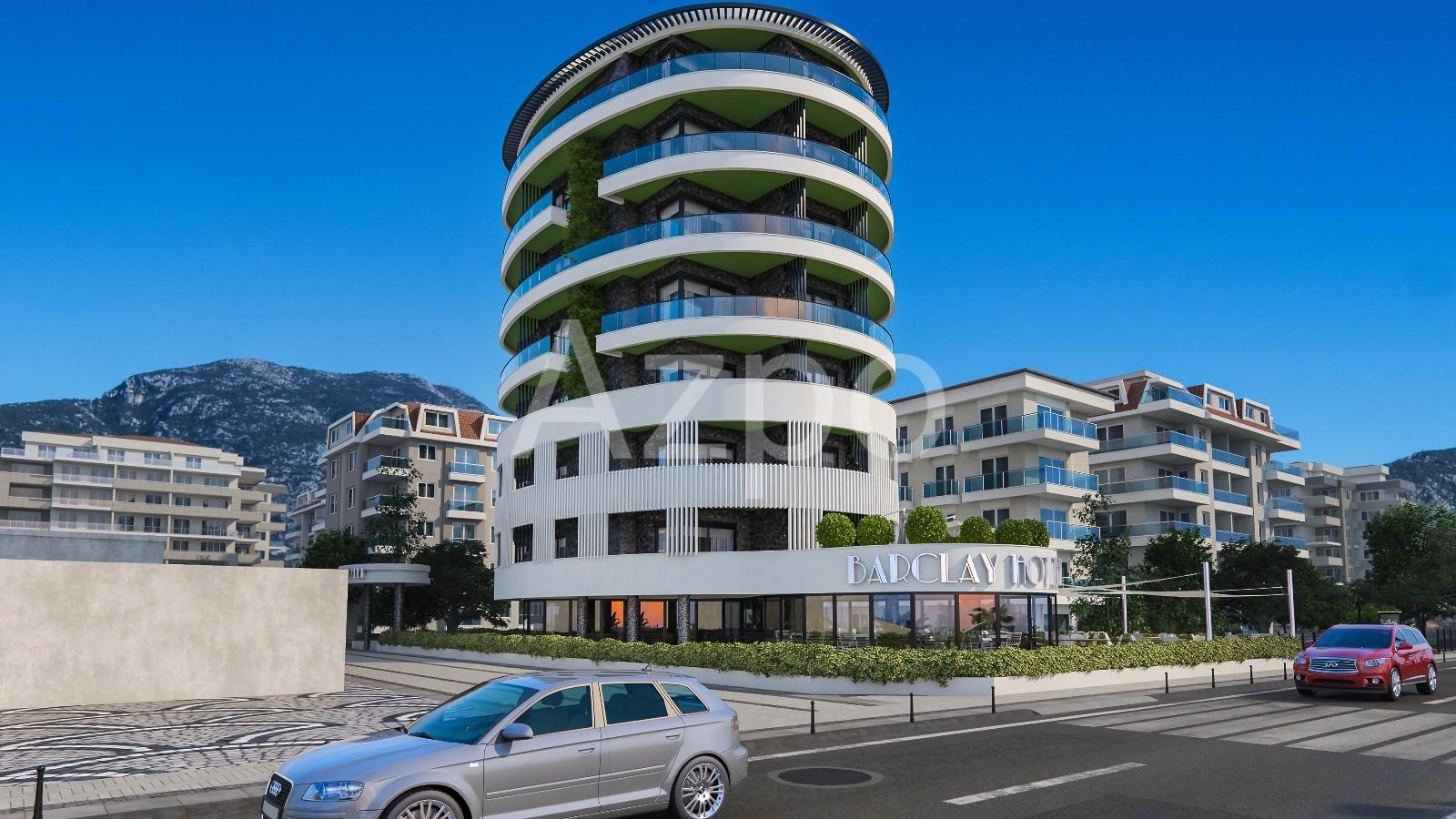 Инвестиционный проект отеля в районе Кестель - Фото 3