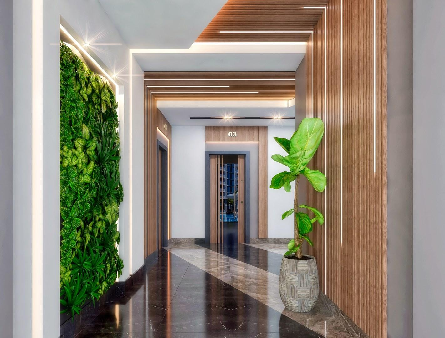 Современные квартиры в элитном комплексе Антальи - Фото 30
