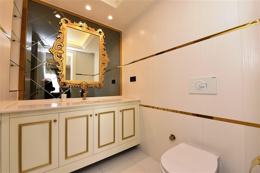 Меблированная квартира 2+1 в центре Аланьи - Фото 25