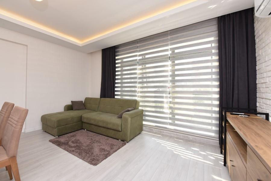 Двухкомнатная квартира с мебелью в центре Аланьи - Фото 10