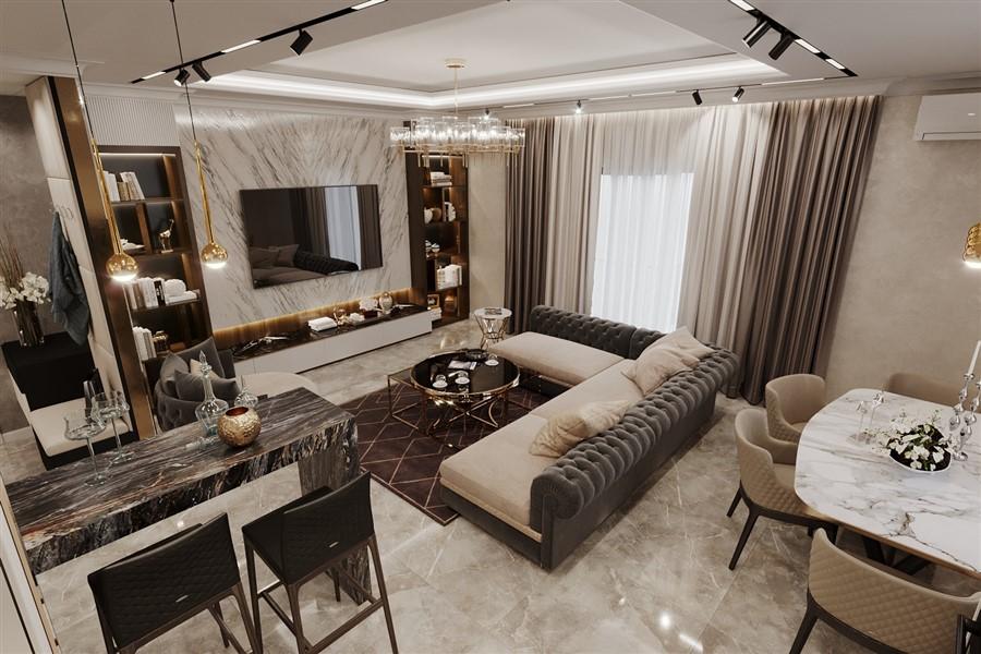 Квартиры в инвестиционном проекте жилого комплекса в Каргыджаке - Фото 25