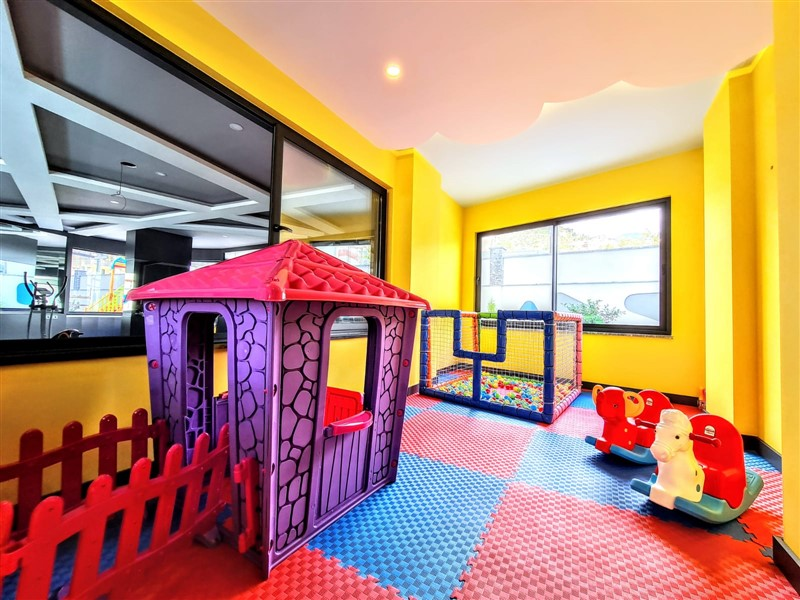 Трёхкомнатная квартира в новом жилом комплексе - Фото 12