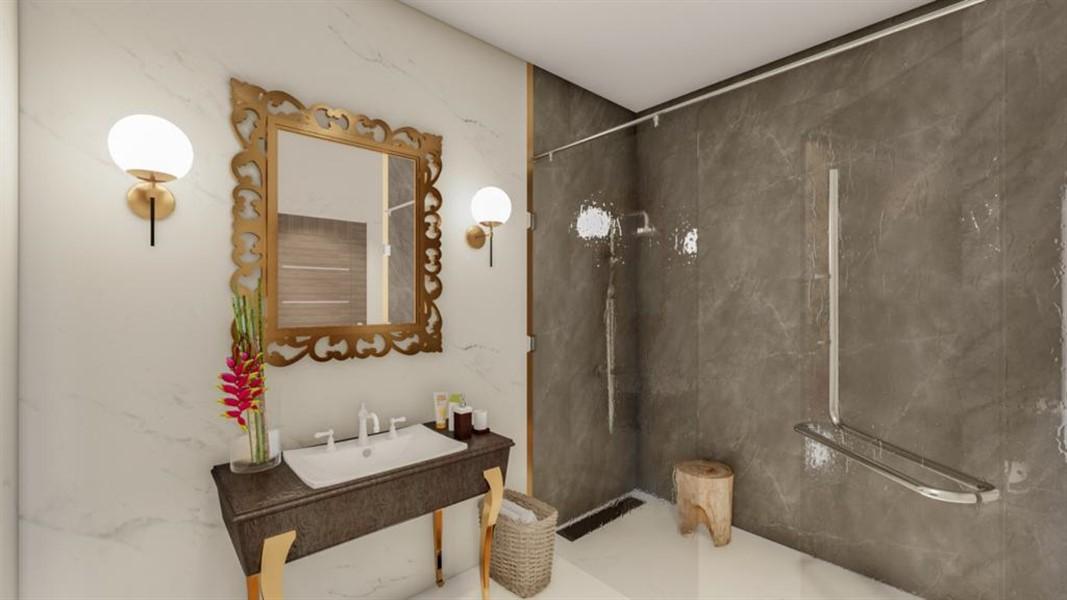 Роскошные видовые квартиры в Махмутларе - Фото 27