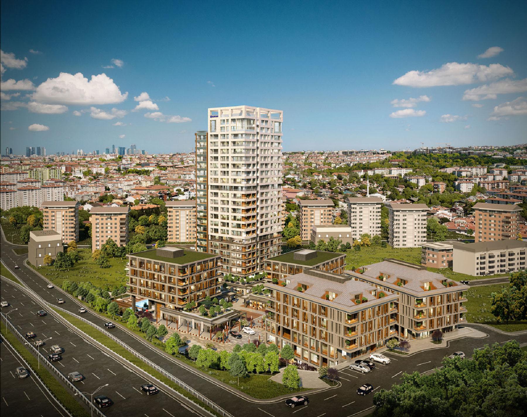 «Умные» квартиры в новом жилом комплексе Стамбула - Фото 4
