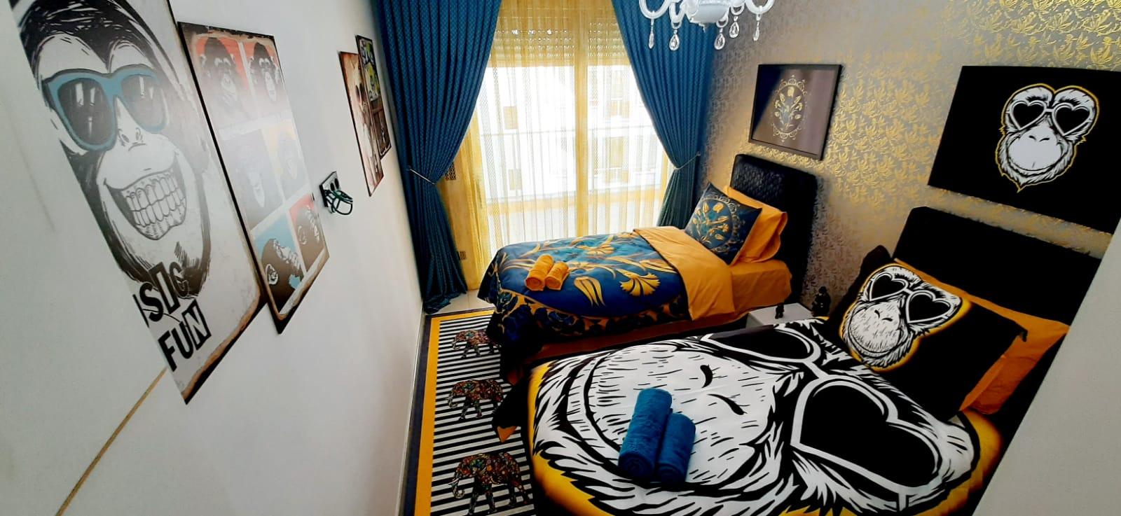 Меблированная квартира 2+1 на первой береговой линии - Фото 20
