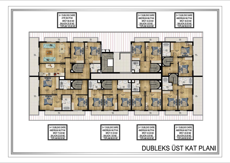 Квартиры различных планировок от застройщика - Фото 11