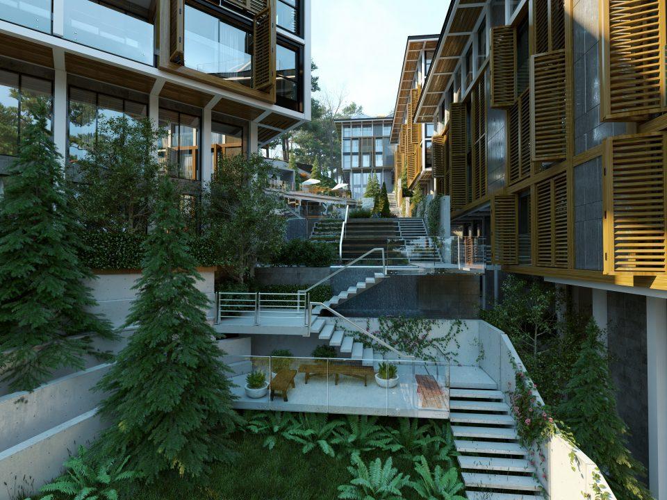 Новый комплекс с видом на пролив Босфор - Фото 6