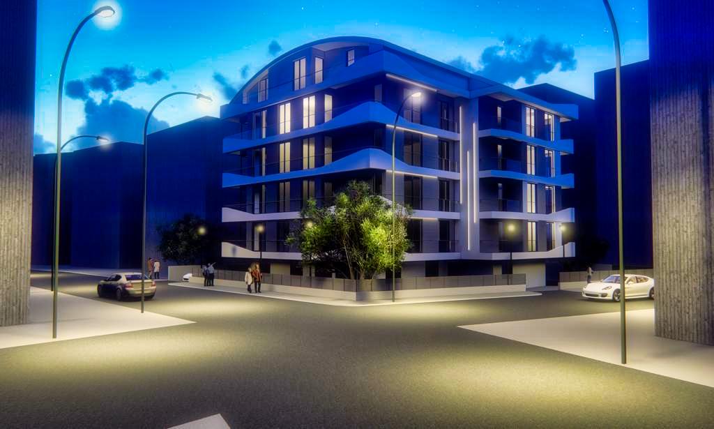 Квартиры в строящемся комплексе в центре Антальи - Фото 3