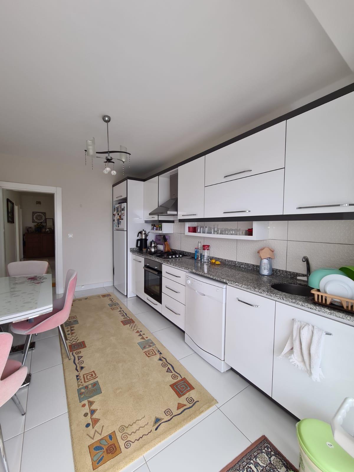 Апартаменты с отдельной кухней в Махмутларе - Фото 12