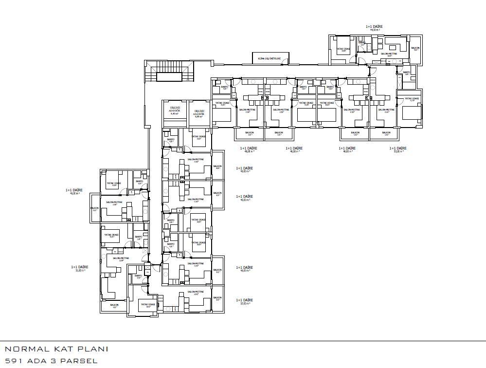 Квартиры в комплексе класса LUX Аланья - Фото 21