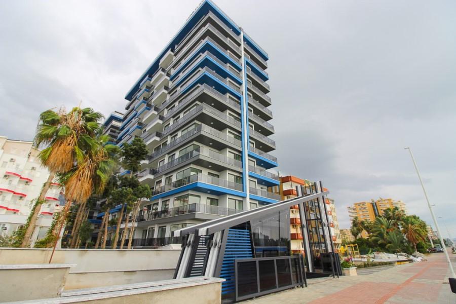 Двухуровневая квартира 1+1 на первой береговой линии - Фото 1