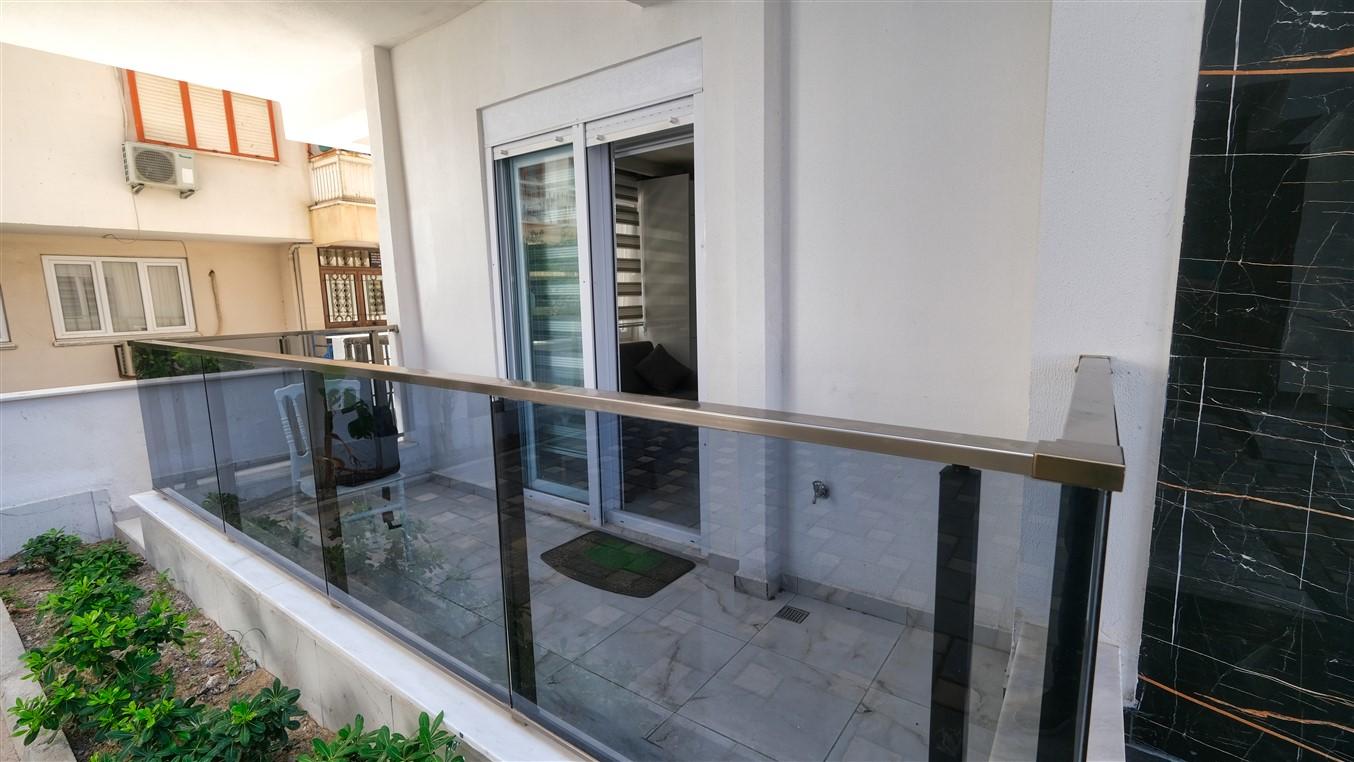 Двухкомнатная квартира с мебелью в центре Антальи - Фото 19