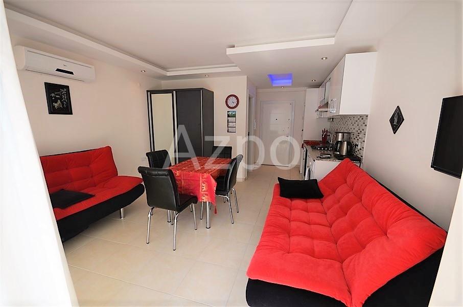 Квартира студия с мебелью в Авсалларе - Фото 14