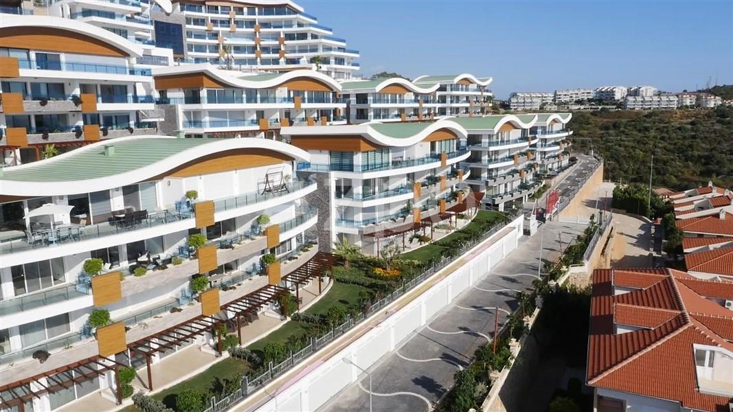 Двухкомнатная квартира с видом на море - Фото 17