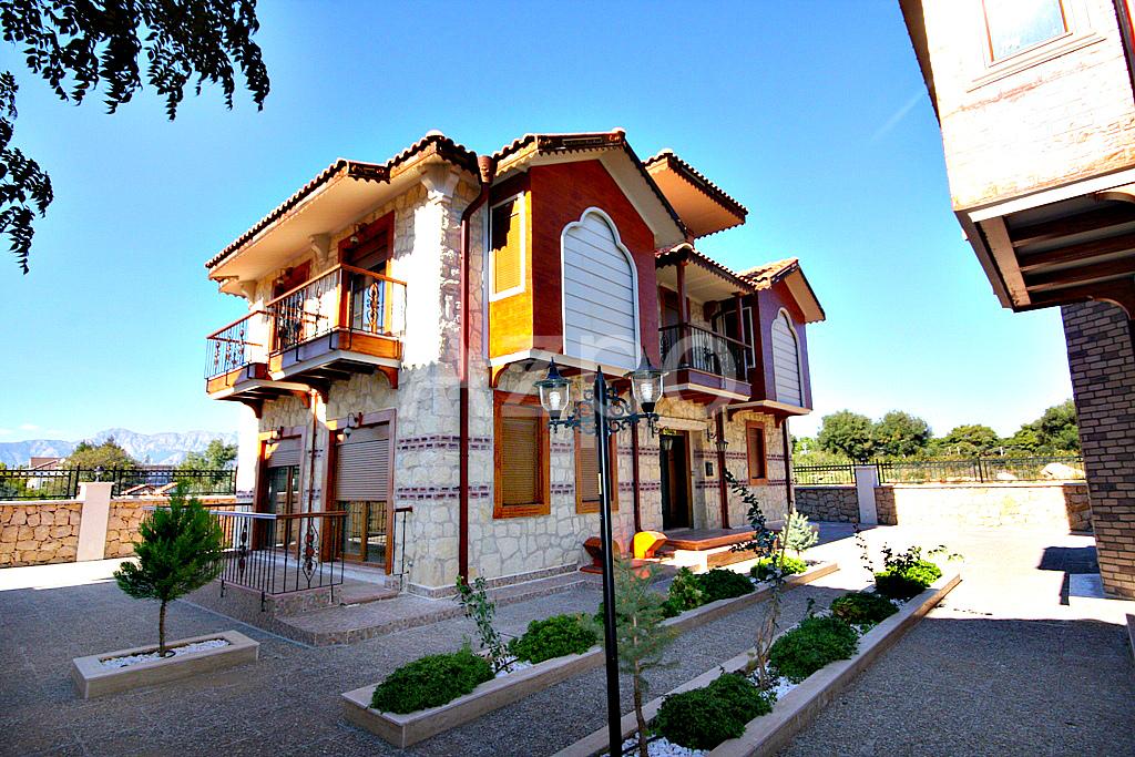 Виллы в османском стиле в районе Дошемеалты Анталья - Фото 12