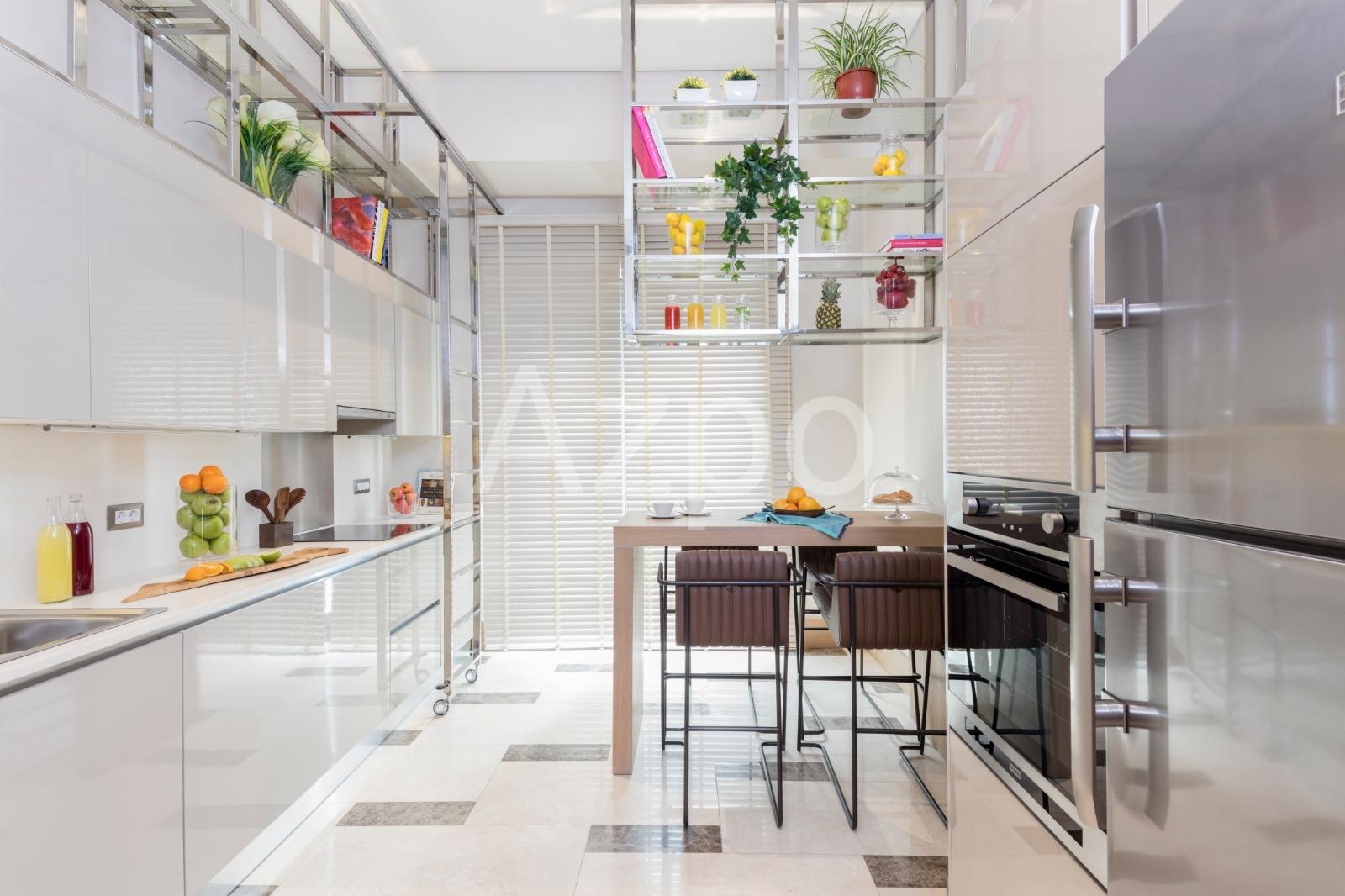 Элитные квартиры в районе Стамбула Сарыер - Фото 9