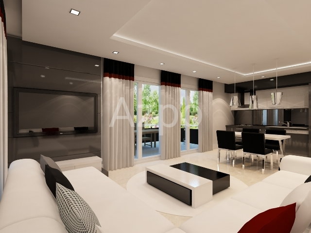 Элитные квартиры в Сиде - Фото 14