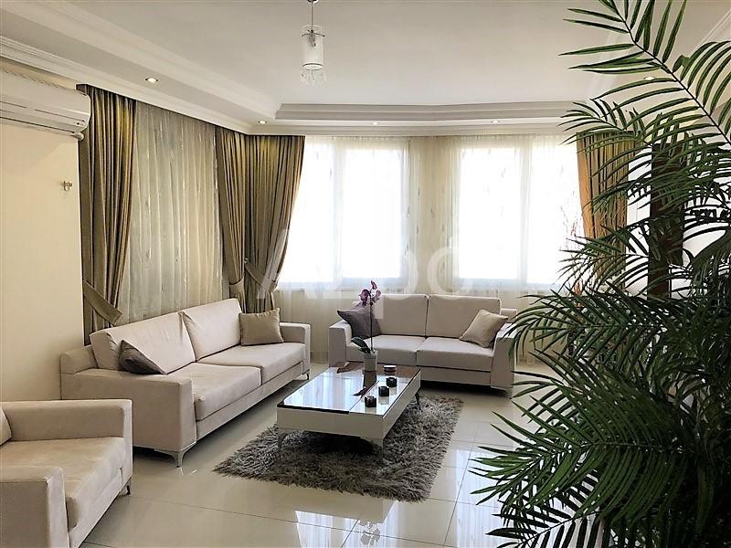 Трехкомнатная квартира с мебелью в  Махмутларе - Фото 6