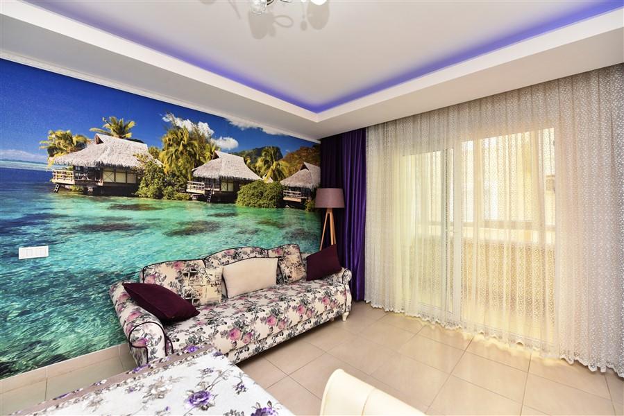 Квартира 1+1 по доступной цене в районе Махмутлар - Фото 5