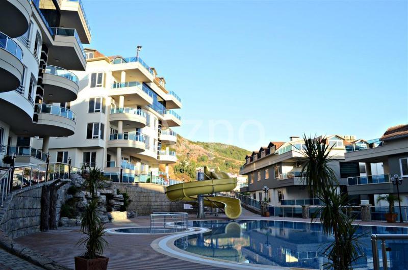 Апартаменты в элитном комплексе у пляжа Клеопатры - Фото 3