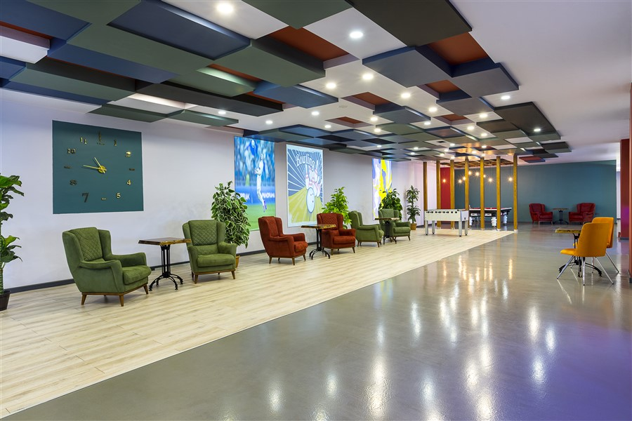 Видовая квартира 1+1 с мебелью в роскошном жилом комплексе - Фото 5