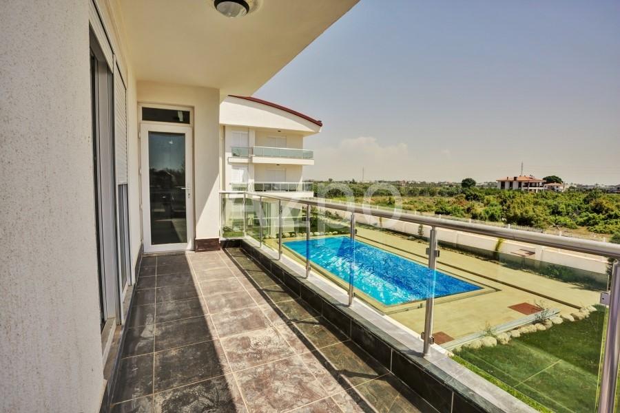 Квартиры 2+1 в комплексе с бассейном в районе Дошемеалты Анталия - Фото 5