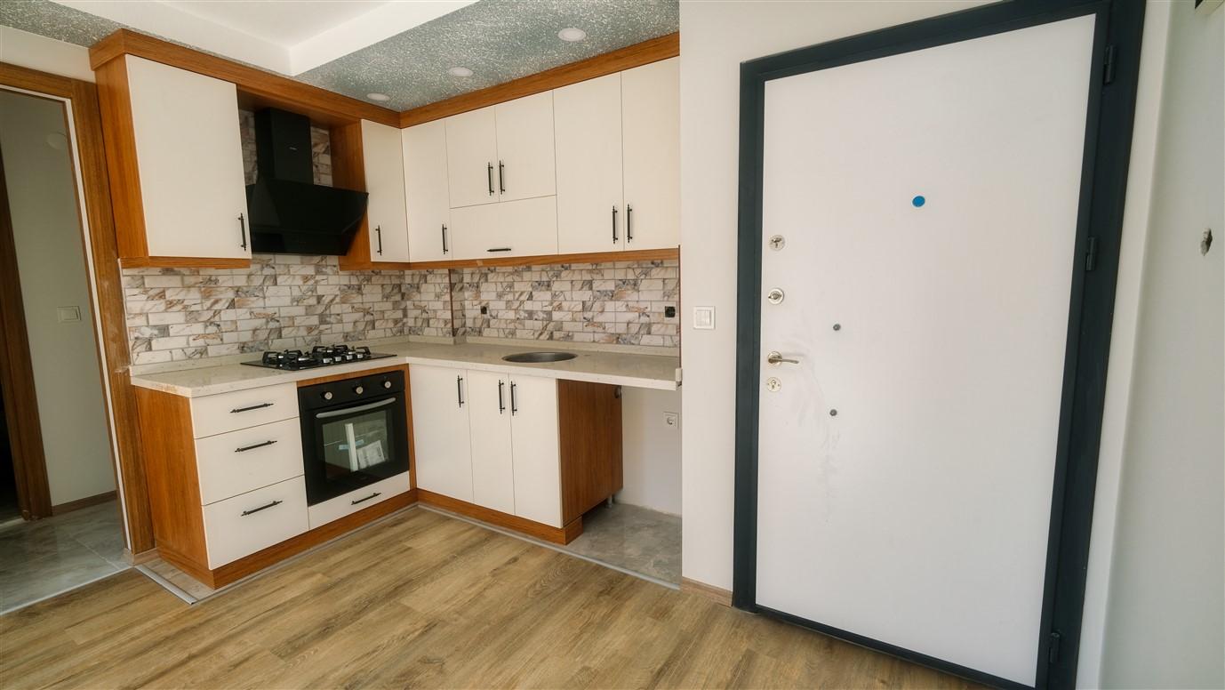 Новые квартиры в готовом жилом комплексе в центре Антальи - Фото 11