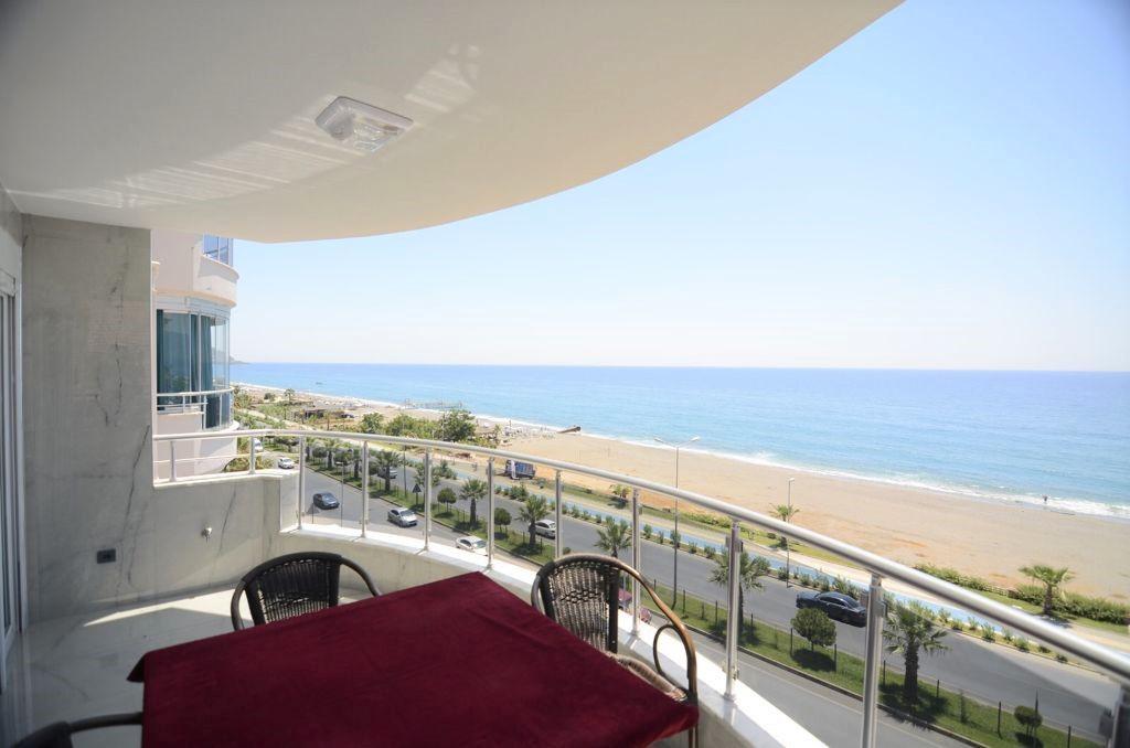 Трёхкомнатная квартира с впечатляющим видом на Средиземное море - Фото 16
