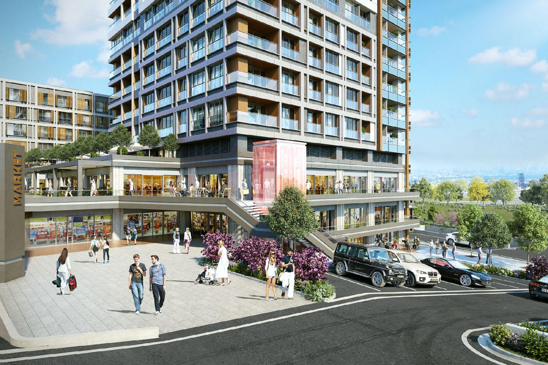 «Умные» квартиры в новом жилом комплексе Стамбула - Фото 6