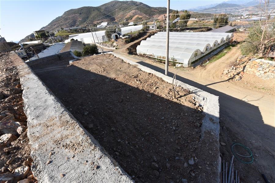 Земельный участок под строительство виллы в Газипаша - Фото 2