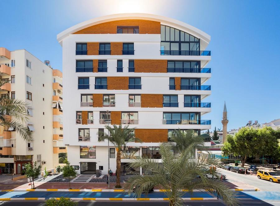Квартиры 3+1 в центре Антальи - Фото 2
