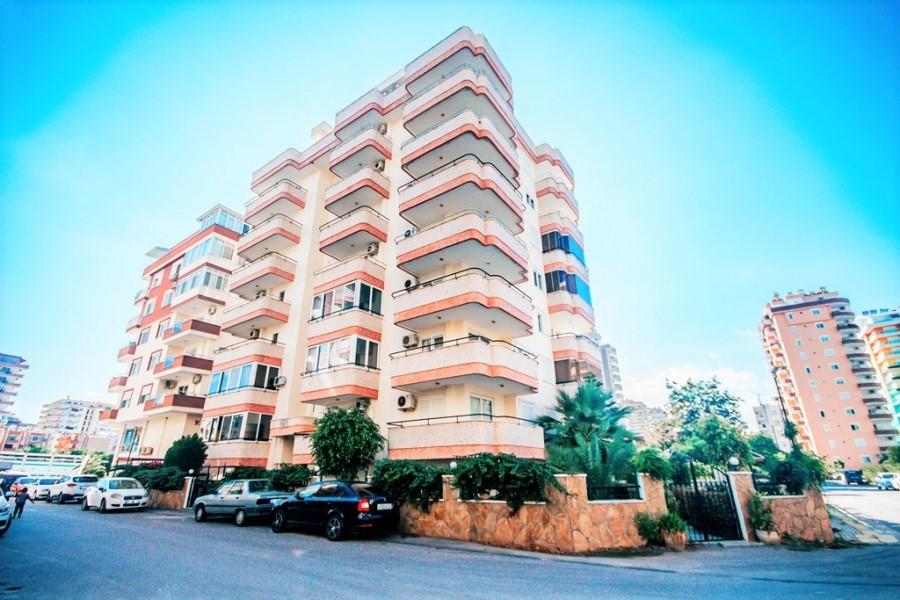 Просторная меблированная квартира 3+1 в Махмутларе - Фото 1