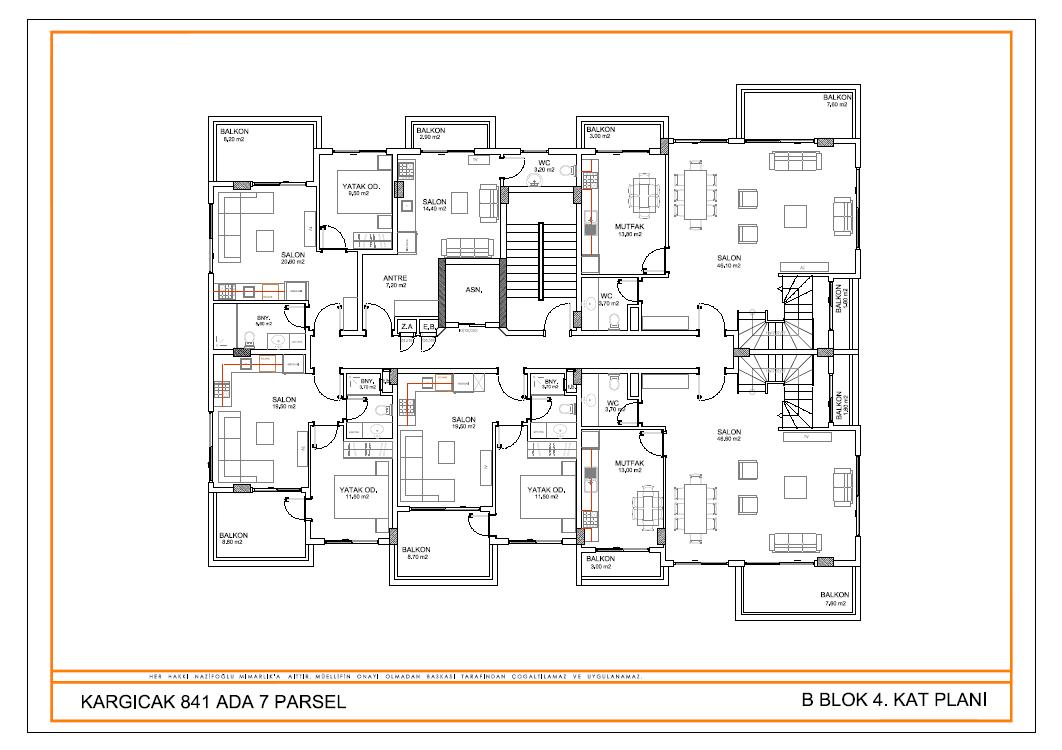 Современные квартиры различных планировок в новом инвестиционном проекте - Фото 32