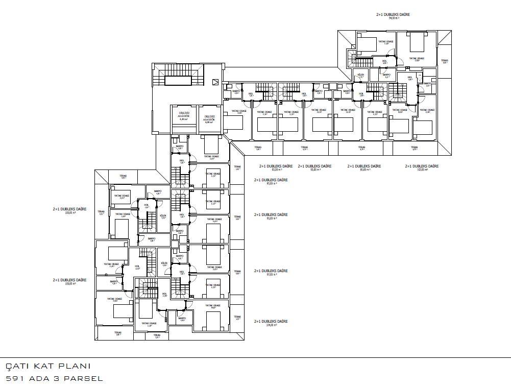 Квартиры в комплексе класса LUX Аланья - Фото 19