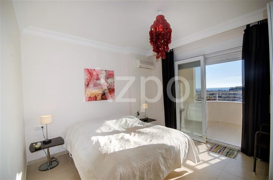 Трёхкомнатная квартира с видом на пляж Клеопатры - Фото 25