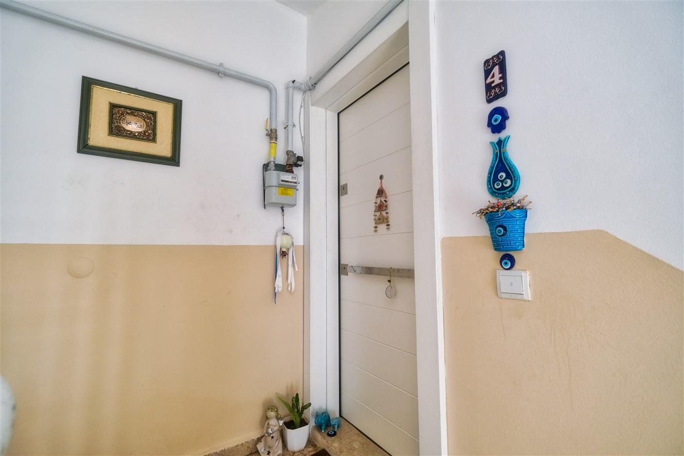 Квартира в престижном микрорайоне Гюрсу Анталья - Фото 8