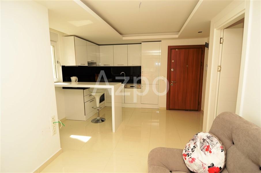 Двухкомнатная квартира с мебелью в центре Алании - Фото 5
