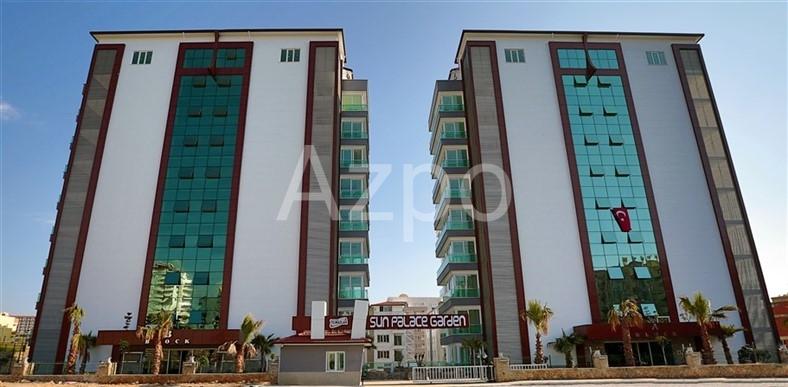 Двухкомнатная квартира в районе Тосмур - Фото 6