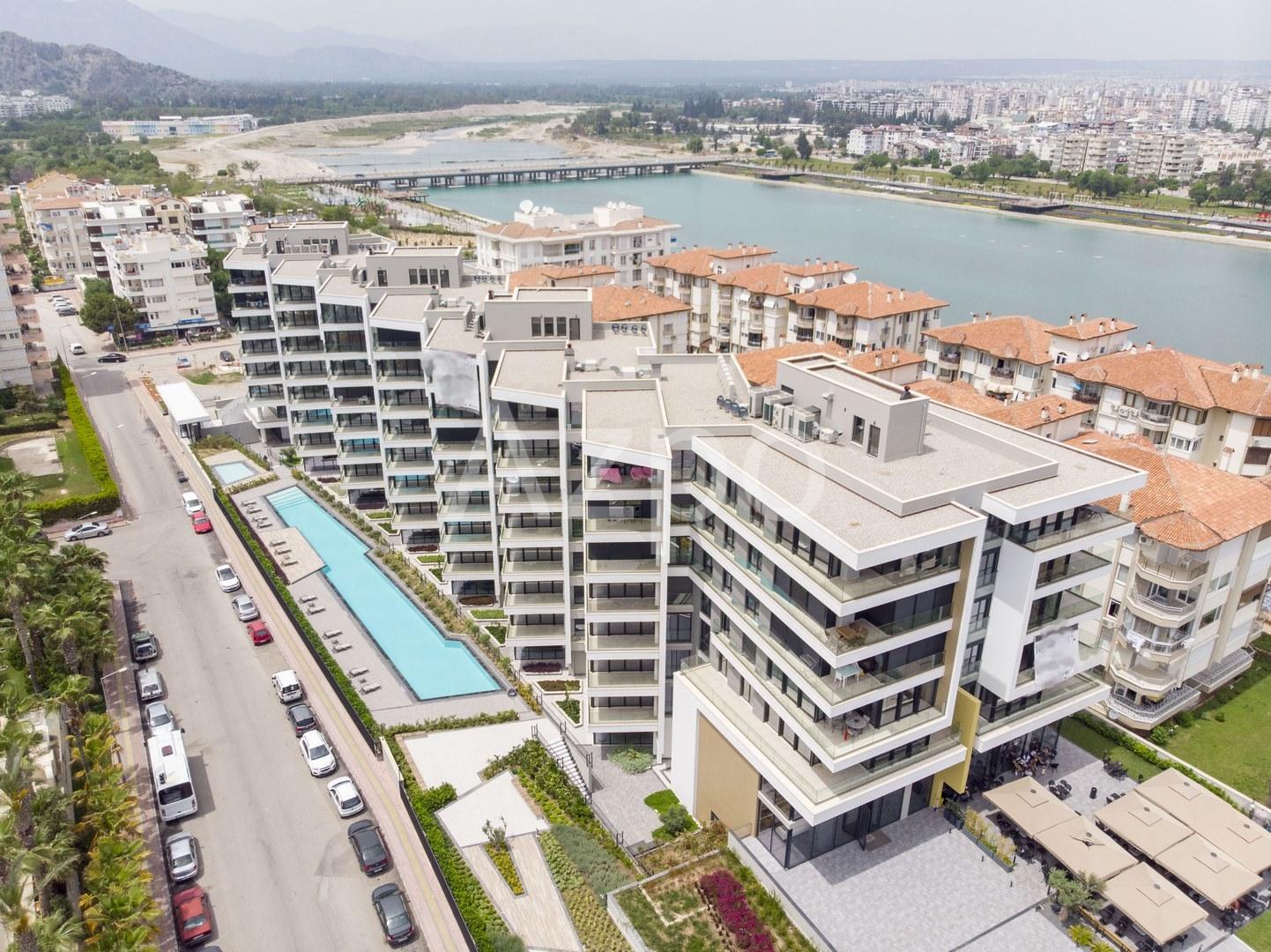 Апартаменты с панорамным видом на Средиземное море - Фото 2