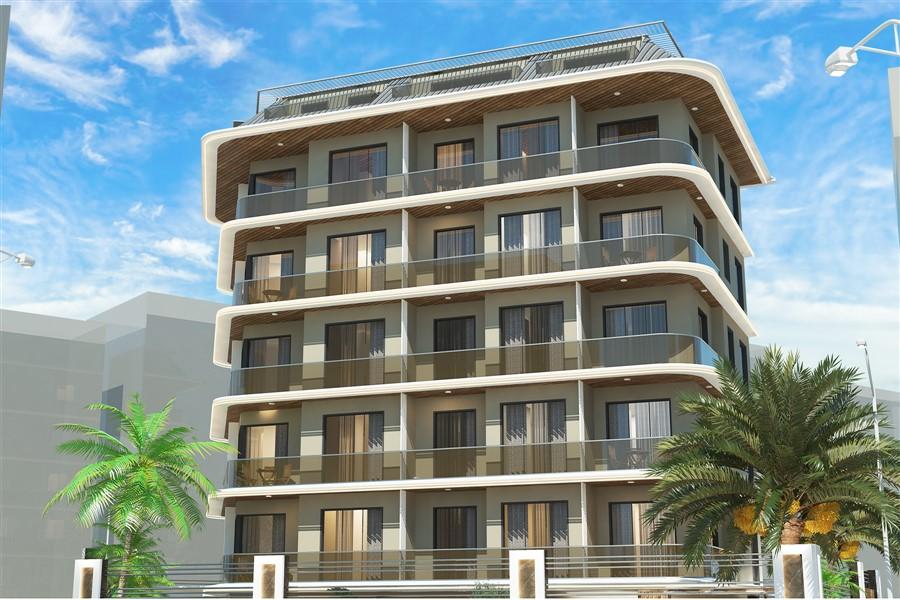 Проект жилого комплекса в центре Аланьи - Фото 8