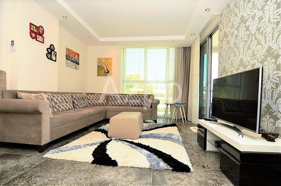 Квартира планировкой 2+1 в Джикджилли - Фото 9