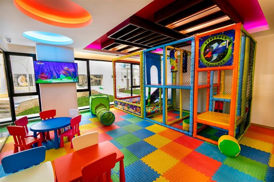 Квартира планировки 2+1 в Махмутларе - Фото 5