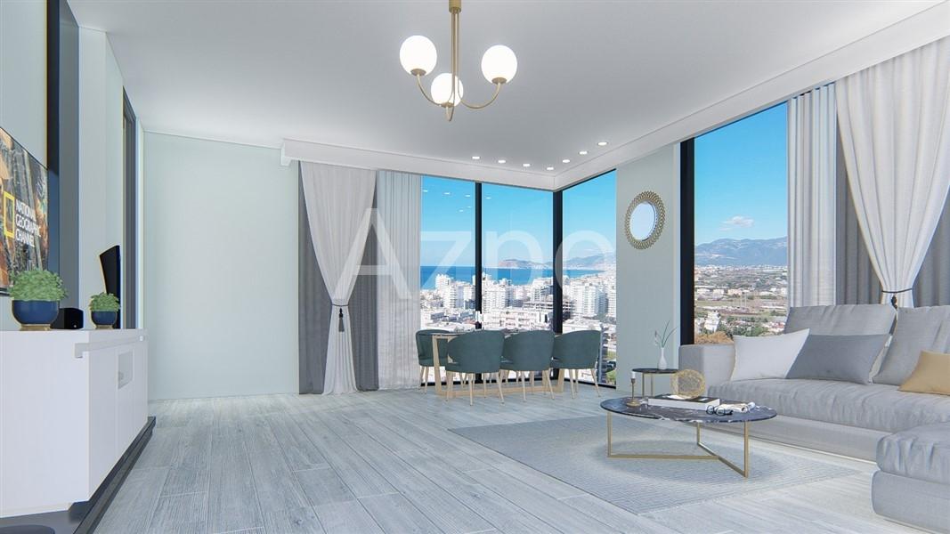 Новый жилой комплекс в Махмутларе - Фото 9