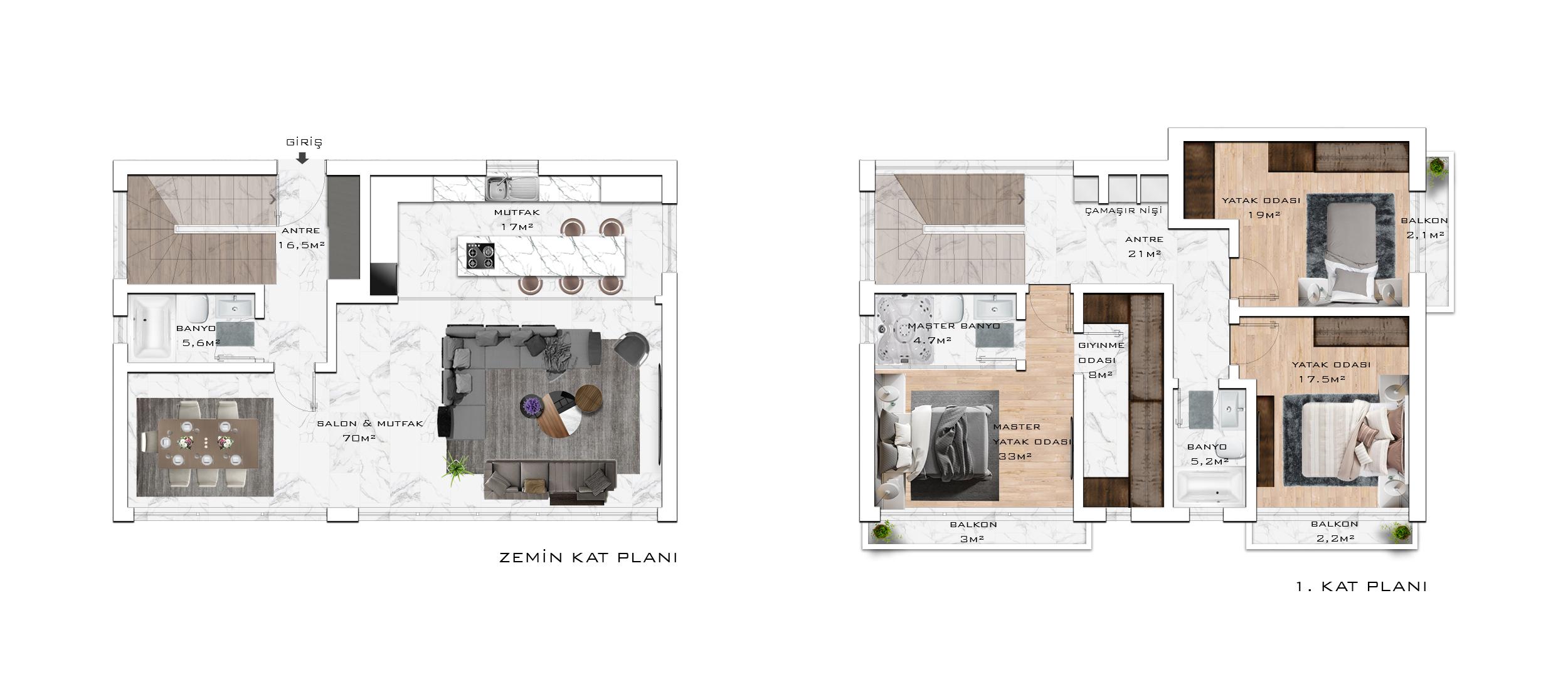 Инвестиционный проект жилого комплекса частных вилл в посёлке Авсаллар - Фото 26