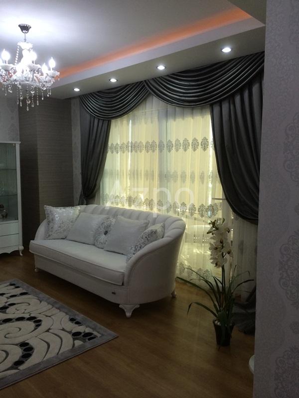 Квартира 3+1 с мебелью в центре района Лара Анталия - Фото 11