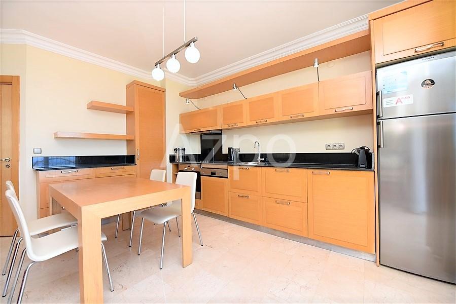 Меблированная квартира 3+1 в известном комплексе - Фото 14